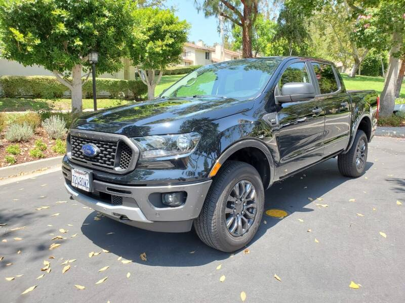 2019 Ford Ranger for sale at E MOTORCARS in Fullerton CA