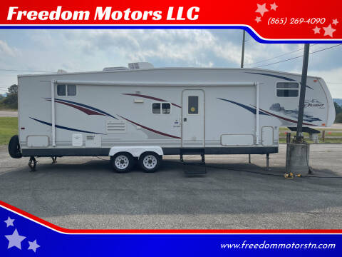 2007 Jayco Jay Flight for sale at Freedom Motors LLC in Knoxville TN