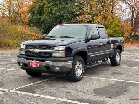2005 Chevrolet Silverado 1500 for sale at Hillcrest Motors in Derry NH