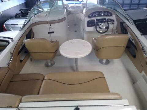1999 Sea-Ray Sundeck Bowrider for sale at GERMANY TECH in Boca Raton FL