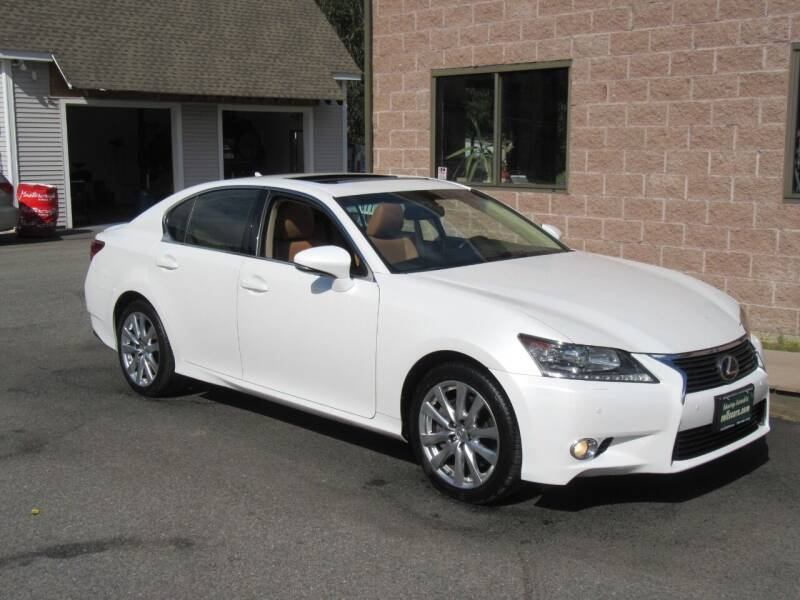 2013 Lexus GS 350 for sale at Advantage Automobile Investments, Inc in Littleton MA