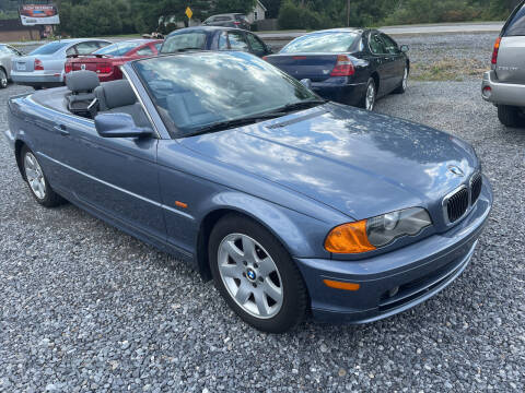 2000 BMW 3 Series for sale at DOUG'S USED CARS in East Freedom PA