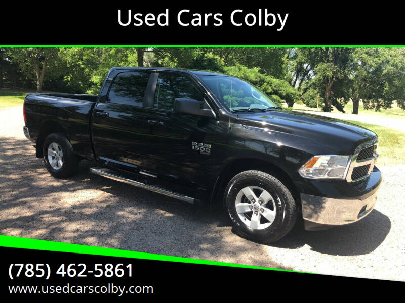 2019 RAM Ram Pickup 1500 Classic for sale at Used Cars Colby in Colby KS