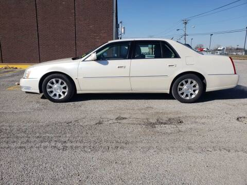 2008 Cadillac DTS for sale at Savannah Motors in Cahokia IL