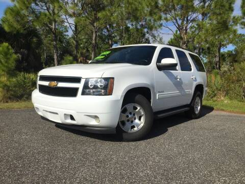 2013 Chevrolet Tahoe for sale at VICTORY LANE AUTO SALES in Port Richey FL