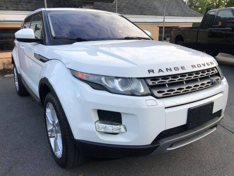 2014 Land Rover Range Rover Evoque for sale at Dracut's Car Connection in Methuen MA
