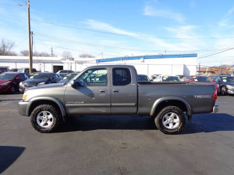 2006 Toyota Tundra for sale at Cars Unlimited Inc in Lebanon TN