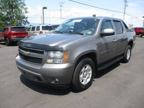 2007 Chevrolet Avalanche for sale at FINAL DRIVE AUTO SALES INC in Shippensburg PA