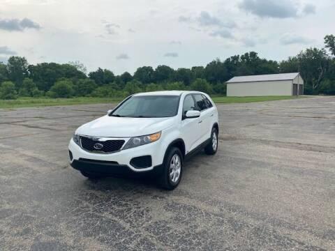 2013 Kia Sorento for sale at Caruzin Motors in Flint MI