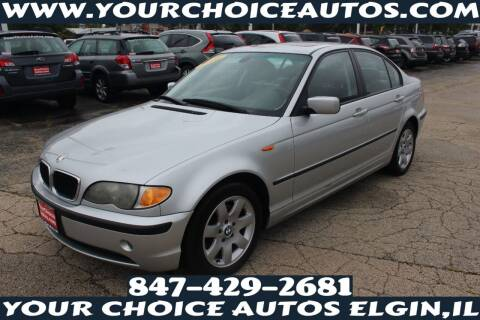 2005 BMW 3 Series for sale at Your Choice Autos - Elgin in Elgin IL