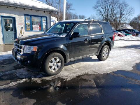 2010 Ford Escape for sale at Advantage Auto Sales & Imports Inc in Loves Park IL