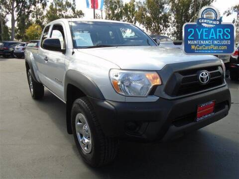 2012 Toyota Tacoma for sale at Centre City Motors in Escondido CA