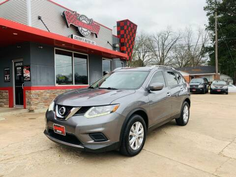 2015 Nissan Rogue for sale at Chema's Autos & Tires in Tyler TX