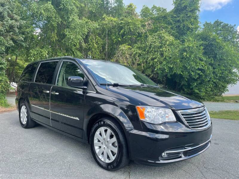 2014 Chrysler Town and Country for sale at Pristine AutoPlex in Burlington NC