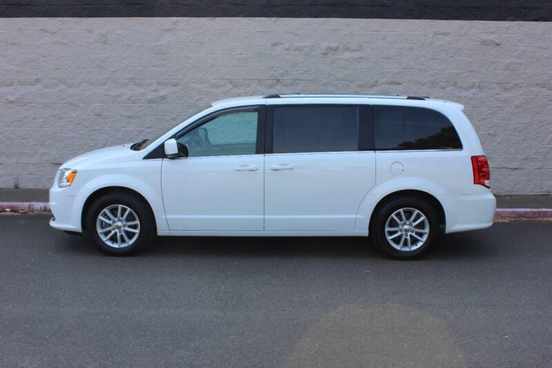 2018 Dodge Grand Caravan for sale at Al Hutchinson Auto Center in Corvallis OR