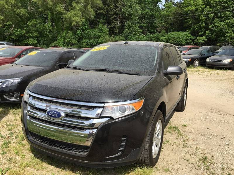 2013 Ford Edge for sale at Hillside Motor Sales in Coldwater MI