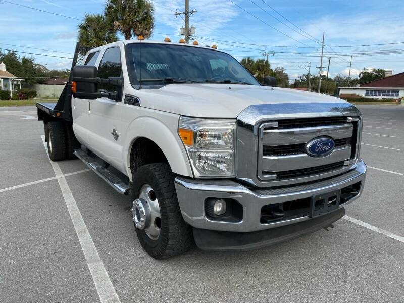 2013 Ford F-350 Super Duty for sale at Consumer Auto Credit in Tampa FL