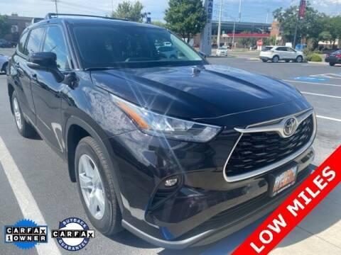 2020 Toyota Highlander for sale at NATE WADE SUBARU in Salt Lake City UT