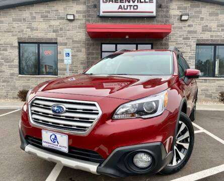 2017 Subaru Outback for sale at GREENVILLE AUTO in Greenville WI