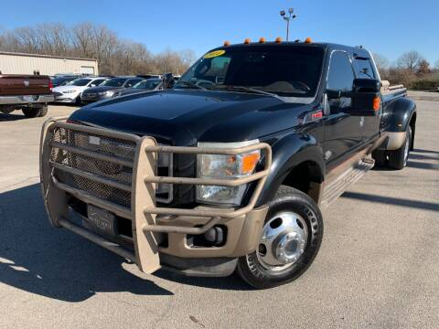 2012 Ford F-450 Super Duty for sale at Auto Mall of Springfield north in Springfield IL