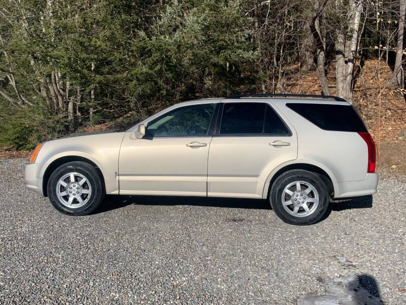 2007 Cadillac SRX for sale at Top Notch Auto & Truck Sales in Gilmanton NH