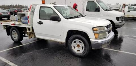2009 Chevrolet Colorado for sale at DREWS AUTO SALES INTERNATIONAL BROKERAGE in Atlanta GA