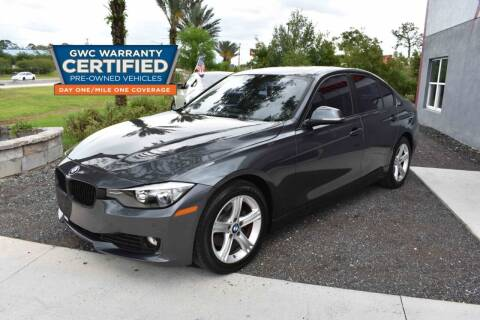 2013 BMW 3 Series for sale at All About Price in Bunnell FL