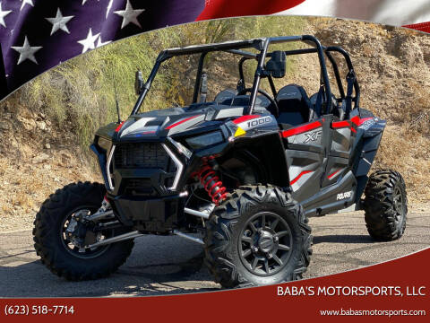 2019 XPOLARIS RZR xp 1000 for sale at Baba's Motorsports, LLC in Phoenix AZ