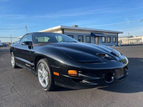 2000 Pontiac Firebird for sale at Approved Autos in Sacramento CA