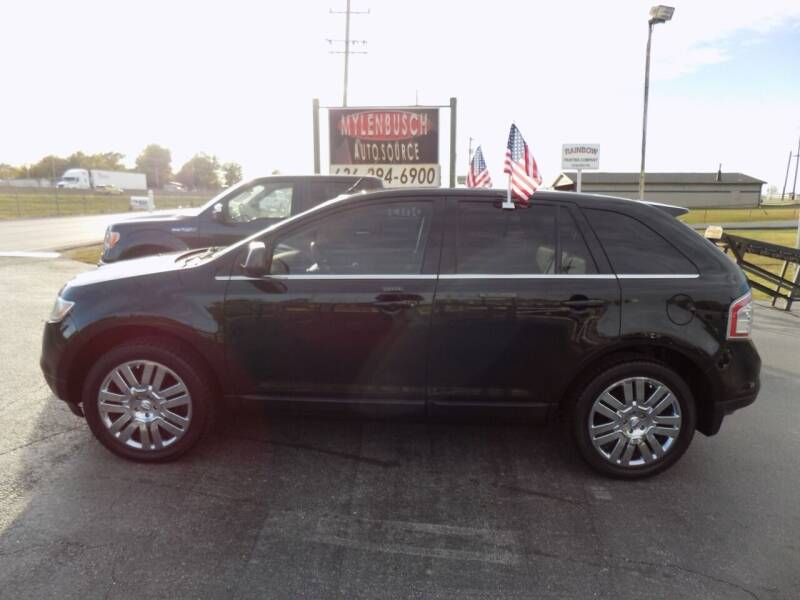 2010 Ford Edge for sale at MYLENBUSCH AUTO SOURCE in O` Fallon MO
