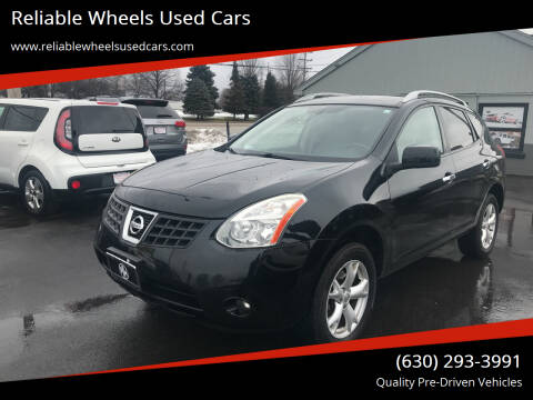 2010 Nissan Rogue for sale at Reliable Wheels Used Cars in West Chicago IL