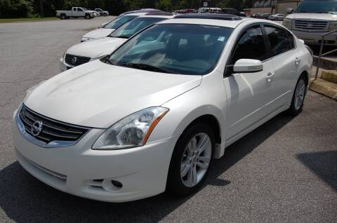 2012 Nissan Altima for sale at Modern Motors - Thomasville INC in Thomasville NC