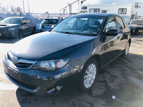 2010 Subaru Impreza for sale at The Subie Doctor in Denver CO