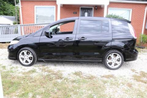 2010 Mazda MAZDA5 for sale at BUDGET AUTOS OF LAKE NORMAN in Mooresville NC