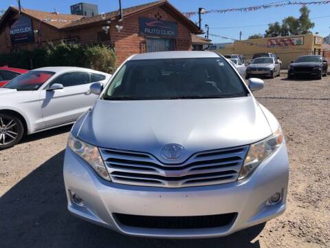 2009 Toyota Venza for sale at Auto Click in Tucson AZ