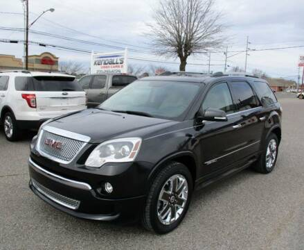 2012 GMC Acadia for sale at Kendall's Used Cars 2 in Murray KY