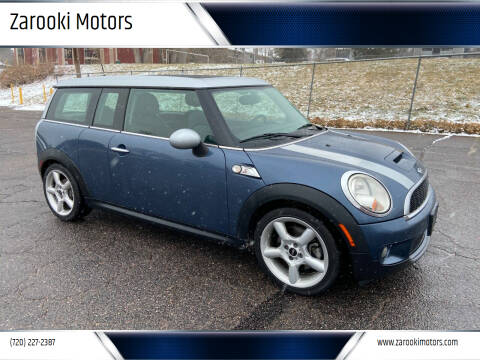 2010 MINI Cooper Clubman for sale at Zarooki Motors in Englewood CO