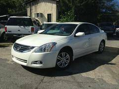 2012 Nissan Altima for sale at Popular Imports Auto Sales in Gainesville FL