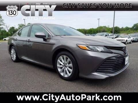 2018 Toyota Camry for sale at City Auto Park in Burlington NJ