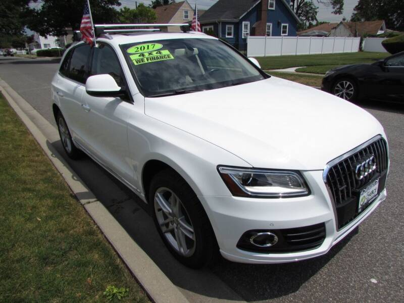 2017 Audi Q5 for sale at First Choice Automobile in Uniondale NY