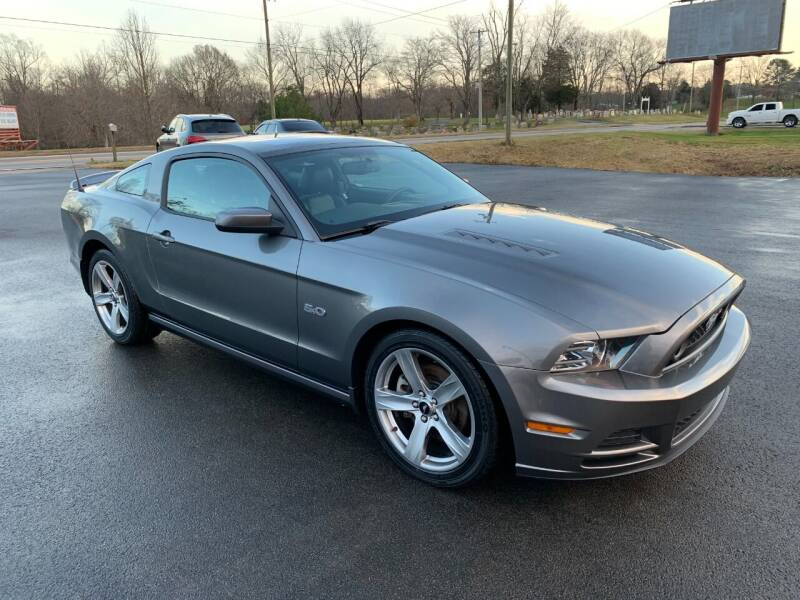 2013 Ford Mustang for sale at Hillside Motors in Jamestown KY
