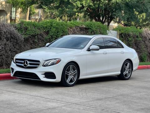 2018 Mercedes-Benz E-Class for sale at RBP Automotive Inc. in Houston TX