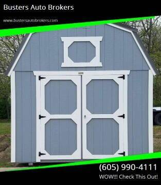 2021 Old Hickory Building 10 X 16 Lofted Barn for sale at Busters Auto Brokers in Mitchell SD