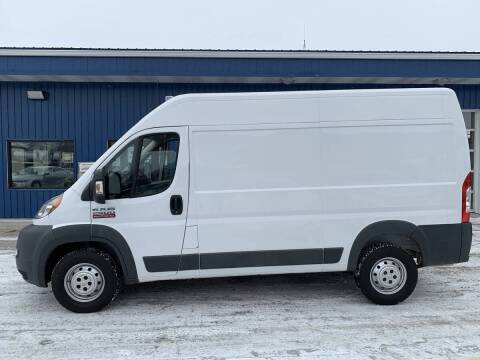 2014 RAM ProMaster Cargo for sale at Twin City Motors in Grand Forks ND
