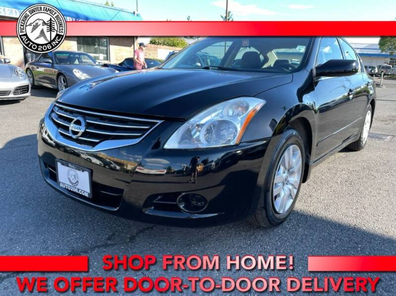 2012 Nissan Altima for sale in Kent, WA