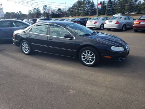 2004 Chrysler Concorde for sale at Rum River Auto Sales in Cambridge MN