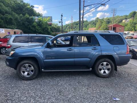 2004 Toyota 4Runner for sale at Compact Cars of Pittsburgh in Pittsburgh PA