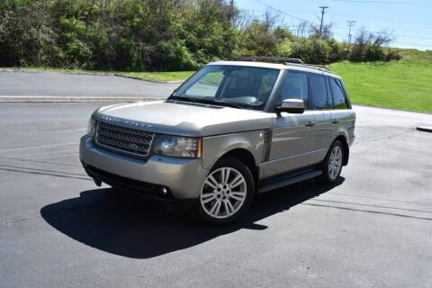 2010 Land Rover Range Rover for sale at Alpha Motors in Knoxville TN