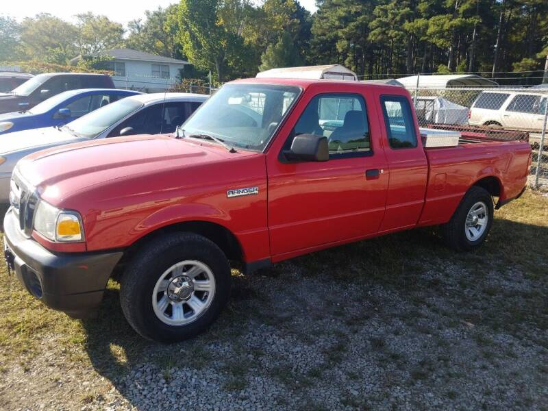 2009 Ford Ranger for sale at Arkansas Wholesale Auto Sales in Hot Springs AR