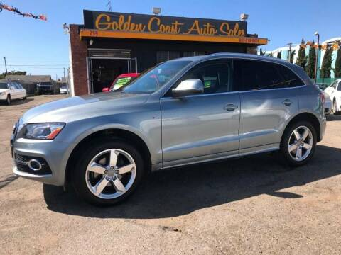 2011 Audi Q5 for sale at Golden Coast Auto Sales in Guadalupe CA
